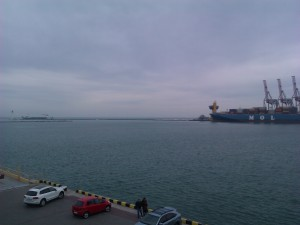 Чорне море в Одесі